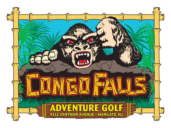 (6) Rounds at Congo Falls Margate City