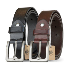 Men's Classic Professional Genuine Leather Dress Belt
