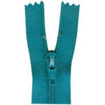"Closed End Zipper - Grotto - 18""(45cm) - 0045549"