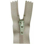 "Closed End Zipper - Smoke Grey  - 18""(45cm) - 0045576"