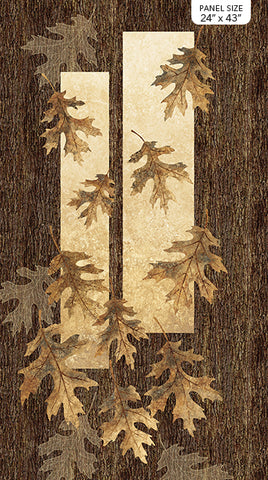 "Oakwood panel - Slate - 23234-98 - 24""(60cm)"