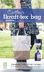 Caitlin's Kraft Tex Bag Pattern - 80085