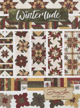 Winterlude pattern book - AQD 0408