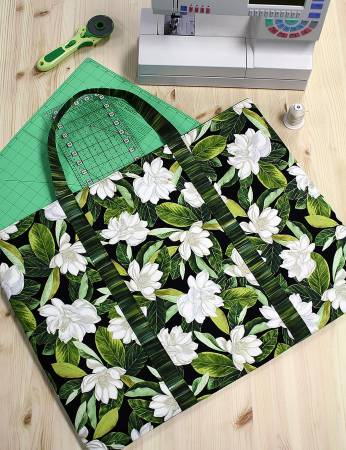 Mat Board Tote Bag pattern - CLPCFR002