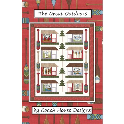The Great Outdoors Pattern - P01911