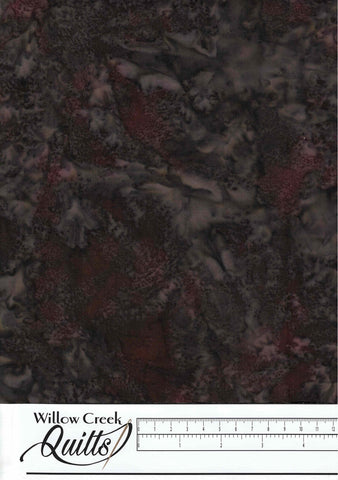 Lovina Beach Batiks - 1837 - Brown