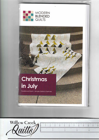 Christmas in July pattern - 86991520