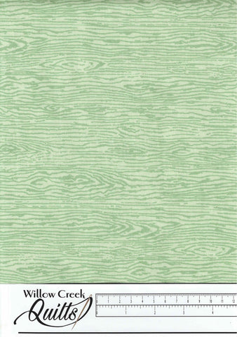 Stag and Thistle - Wildwood - Light Green - 23310-72