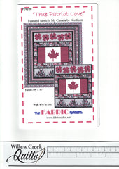 True Patriot Love pattern - PTN2758