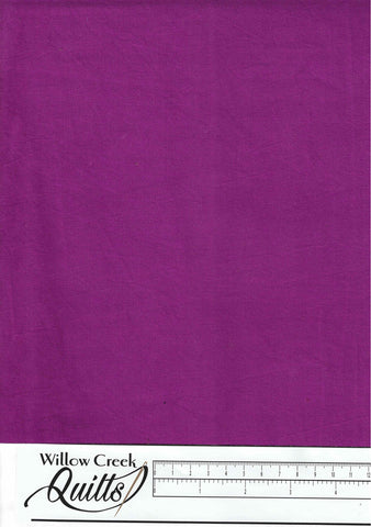 Hand Crafted Cottons - Pansy - HCJS001