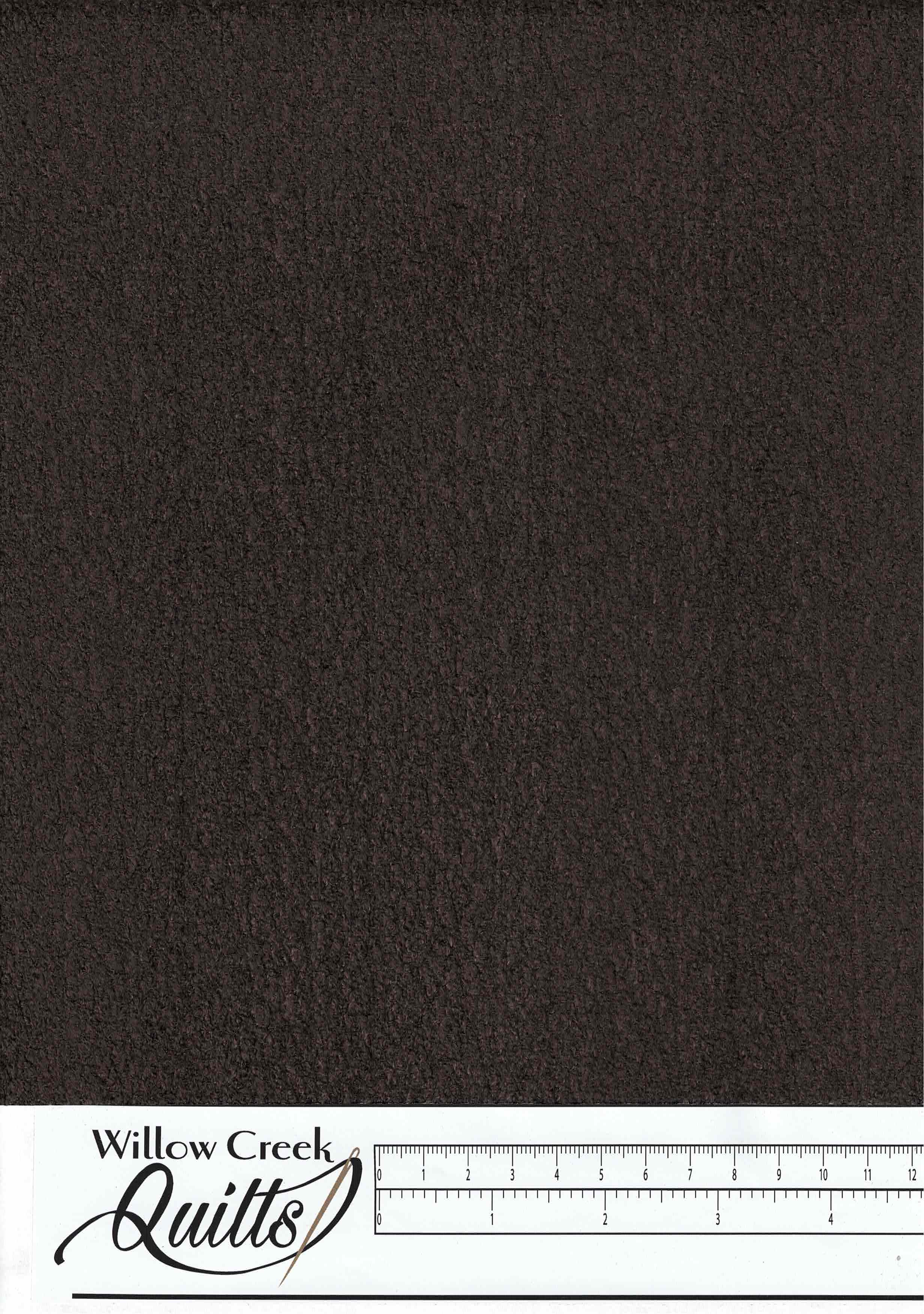 "Cuddletex - Chocolate - 50-9400-Choc - 72"" (180cm) wide"