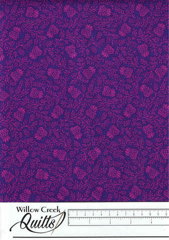 Stag and Thistle - Thistle Thicket - Purple - 23309-88