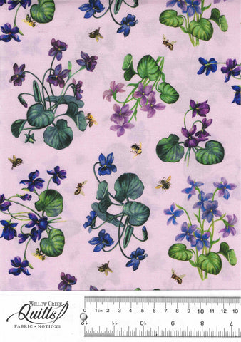 Chelsea - African Violet - Red Purple - DP23059-83