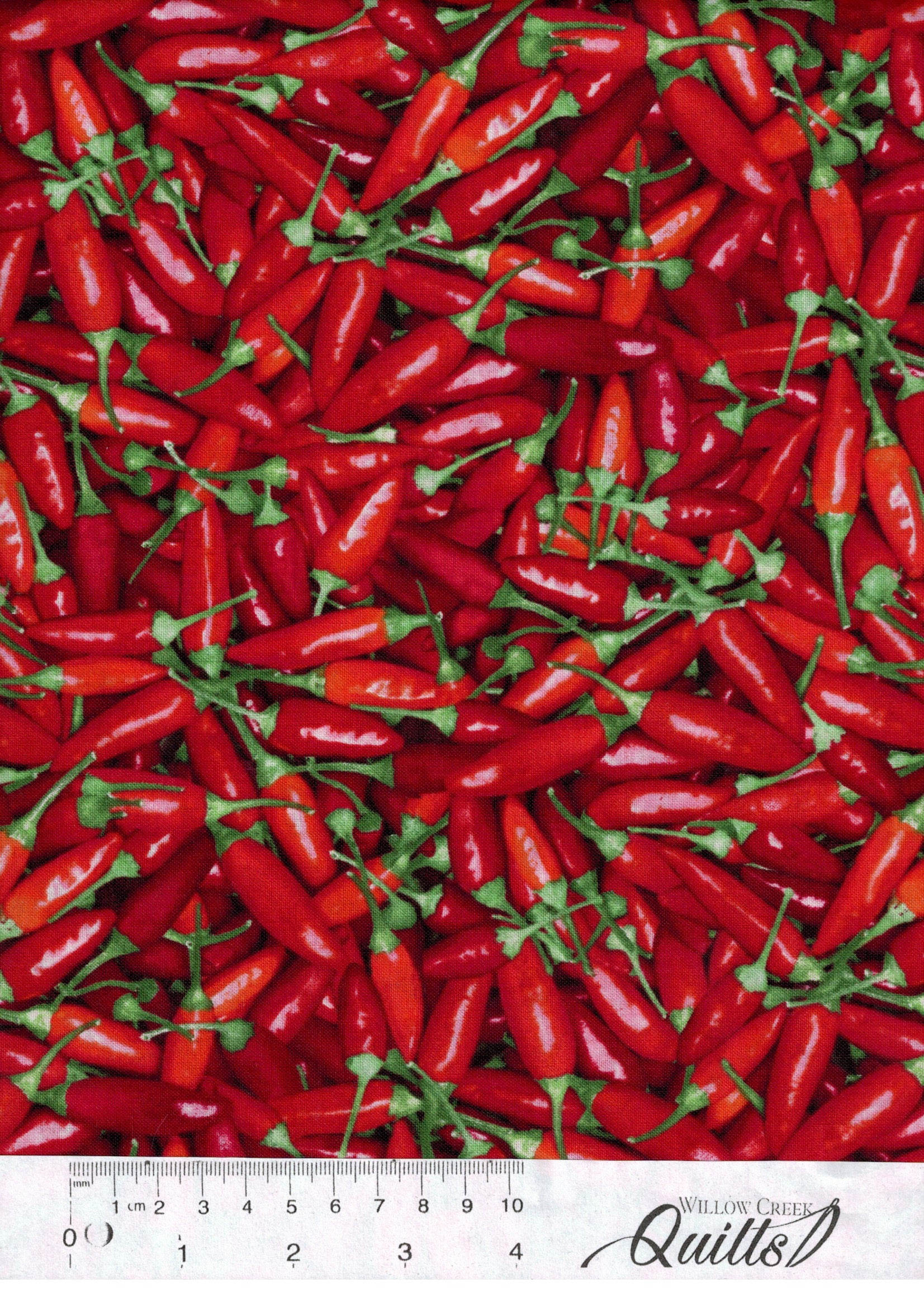 Farmer's Market 2010 - Red Chilli Peppers - 30450-1