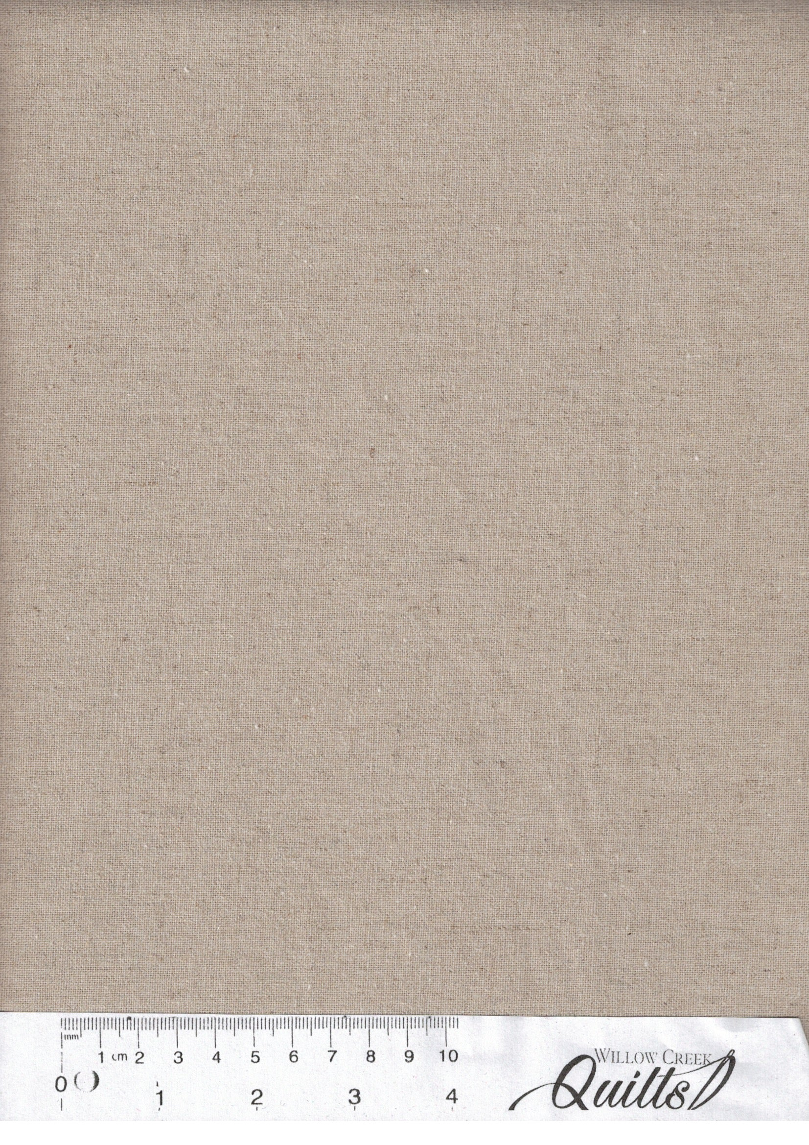 Linen Mochi Solid Unbleached Cream - 532911-11