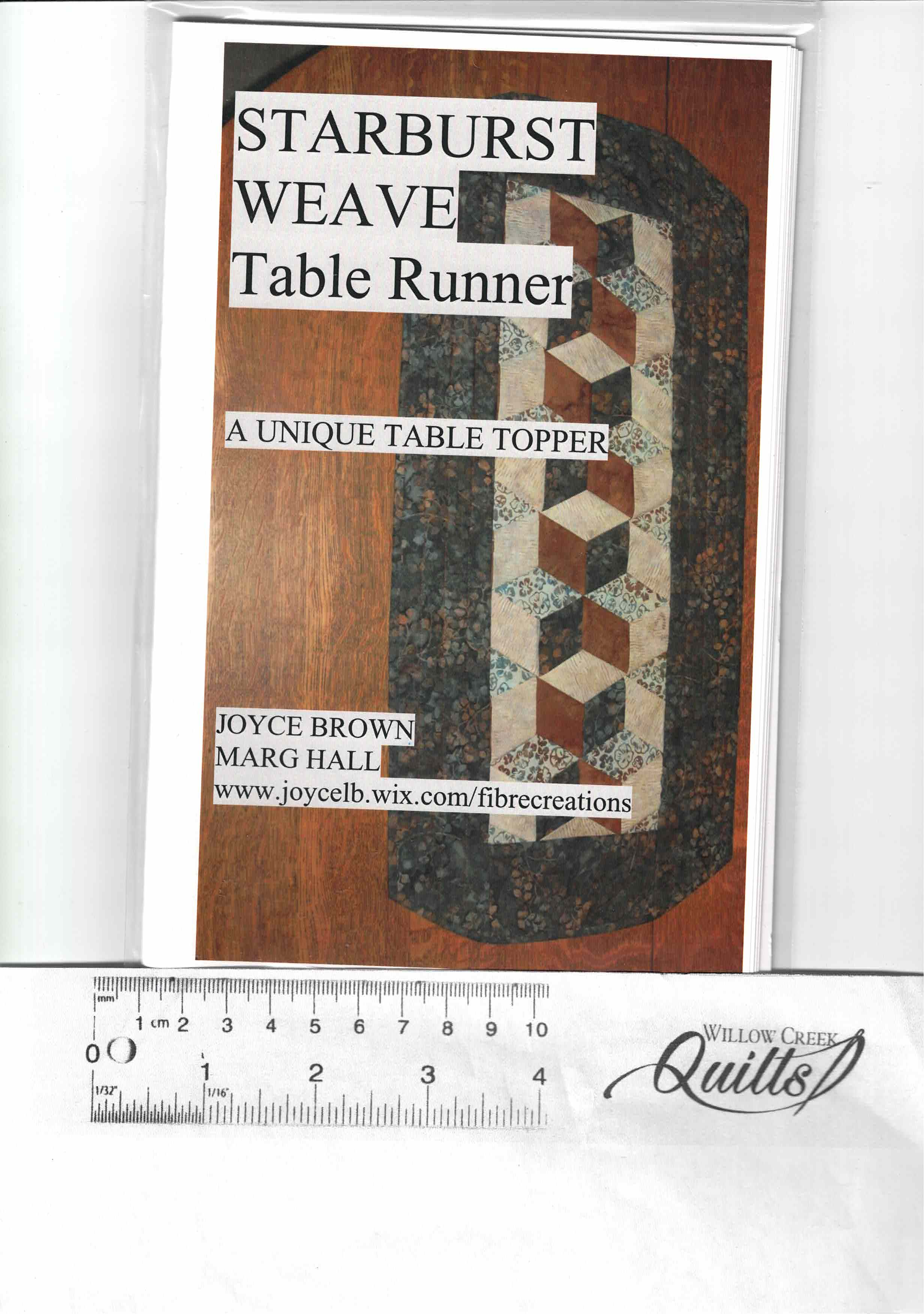 Starburst Weave Table Runner pattern - 09341271