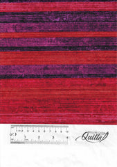 Mountain Vista - Stripe - Red Multi - DP23243-24