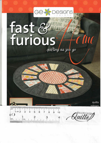 Fast & Furious Home book - GE-507