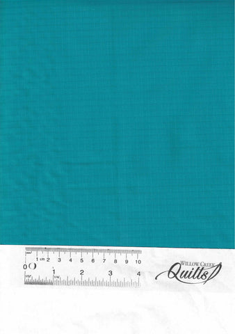 "Rip Stop Nylon - Turquoise - 128Turq - 60"" wide"