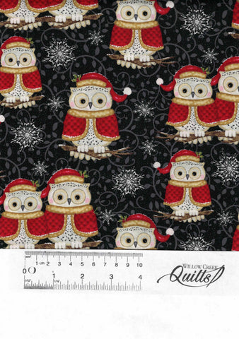 Winter Greetings - 4216-99 Red