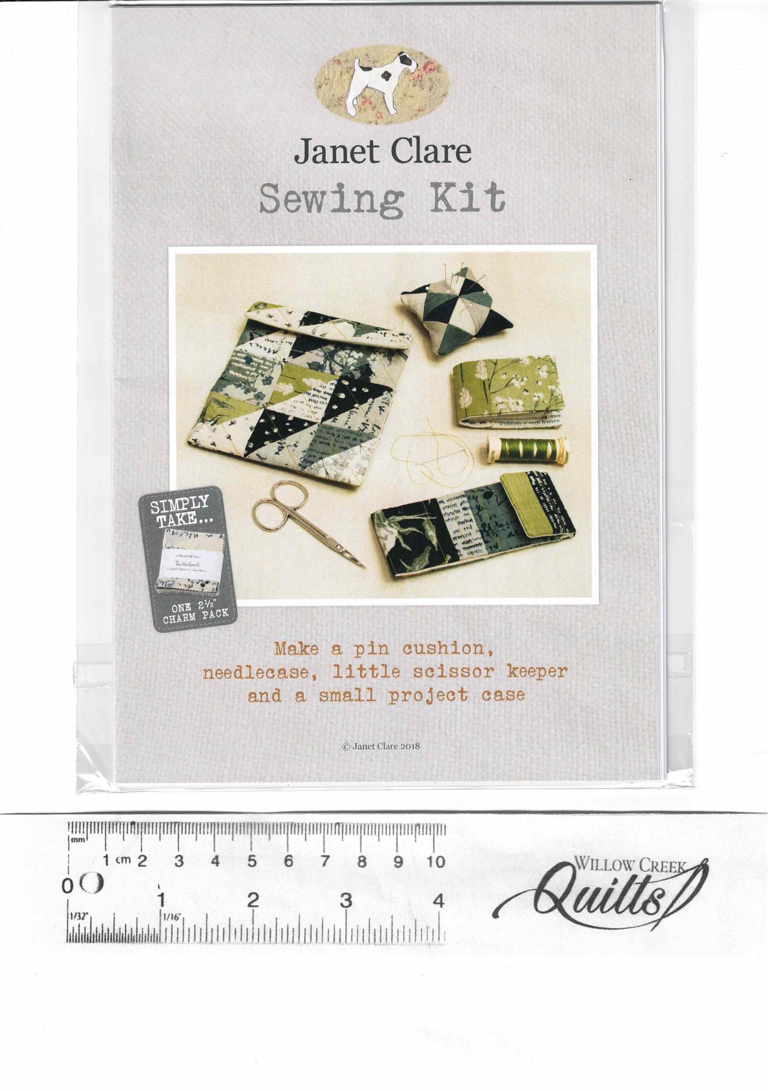 Sewing Kit Pattern - JC129