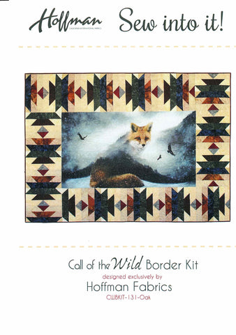 Call of the Wild Border Kit - Aztec Oak - CWBKIT-131