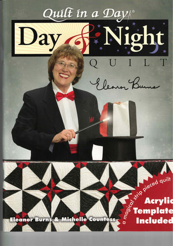 Day & Night Quilt pattern book