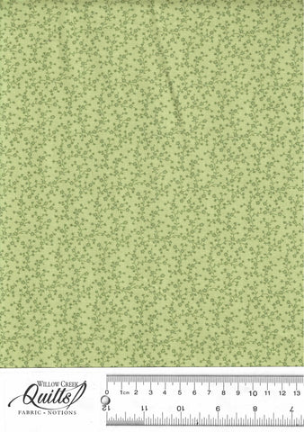 Chelsea - Floral Trail - Pale Green - 23063-72