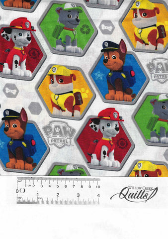 Paw Patrol Rescue - PW 4019-4C - White