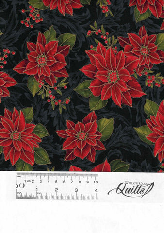 The Poinsettia Song - Black Gold - 27636-4