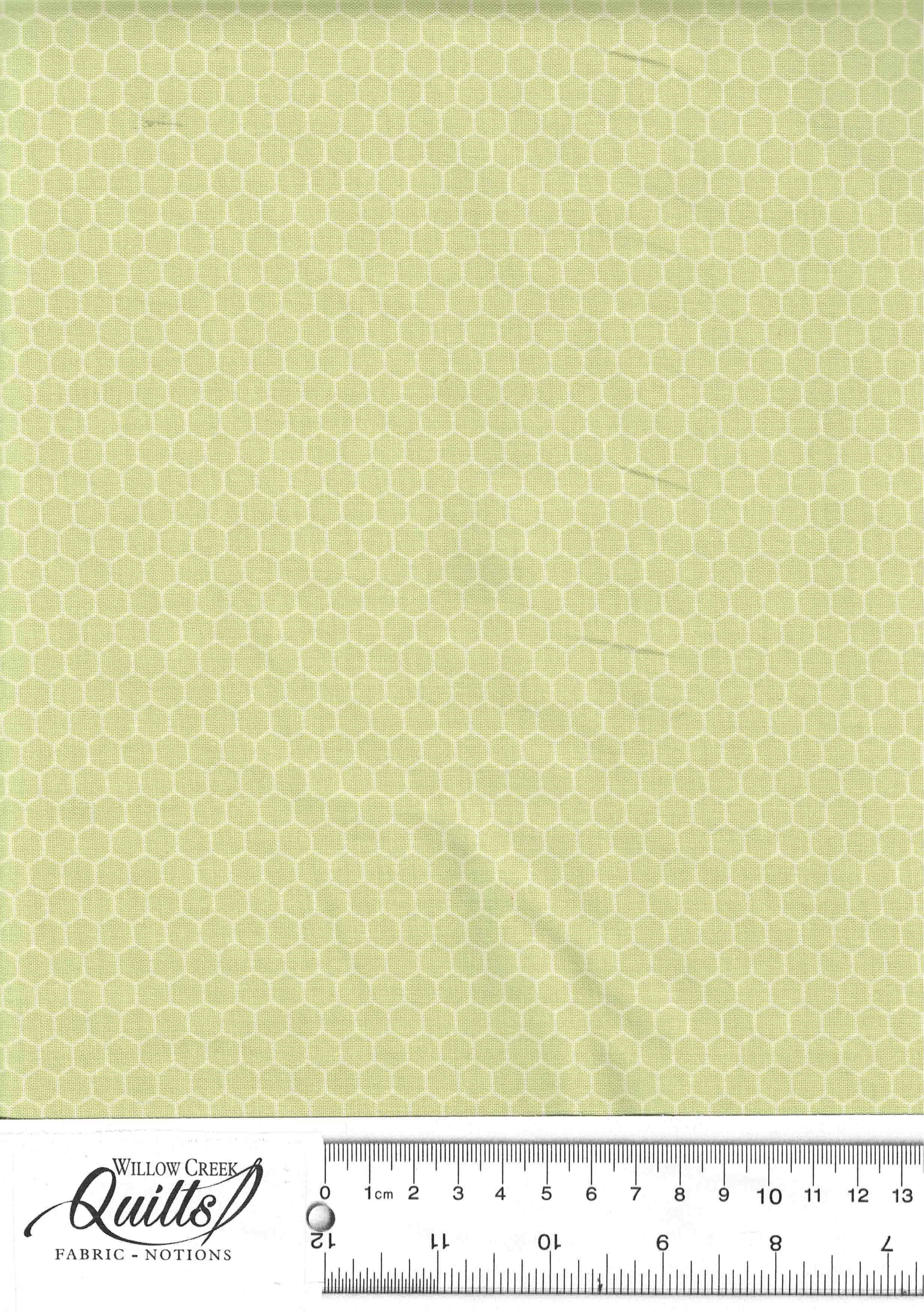 Chelsea - Honeycomb Blend - Pale Green - 23064-72