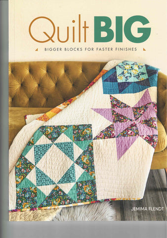 Quilt Big pattern book - R7240