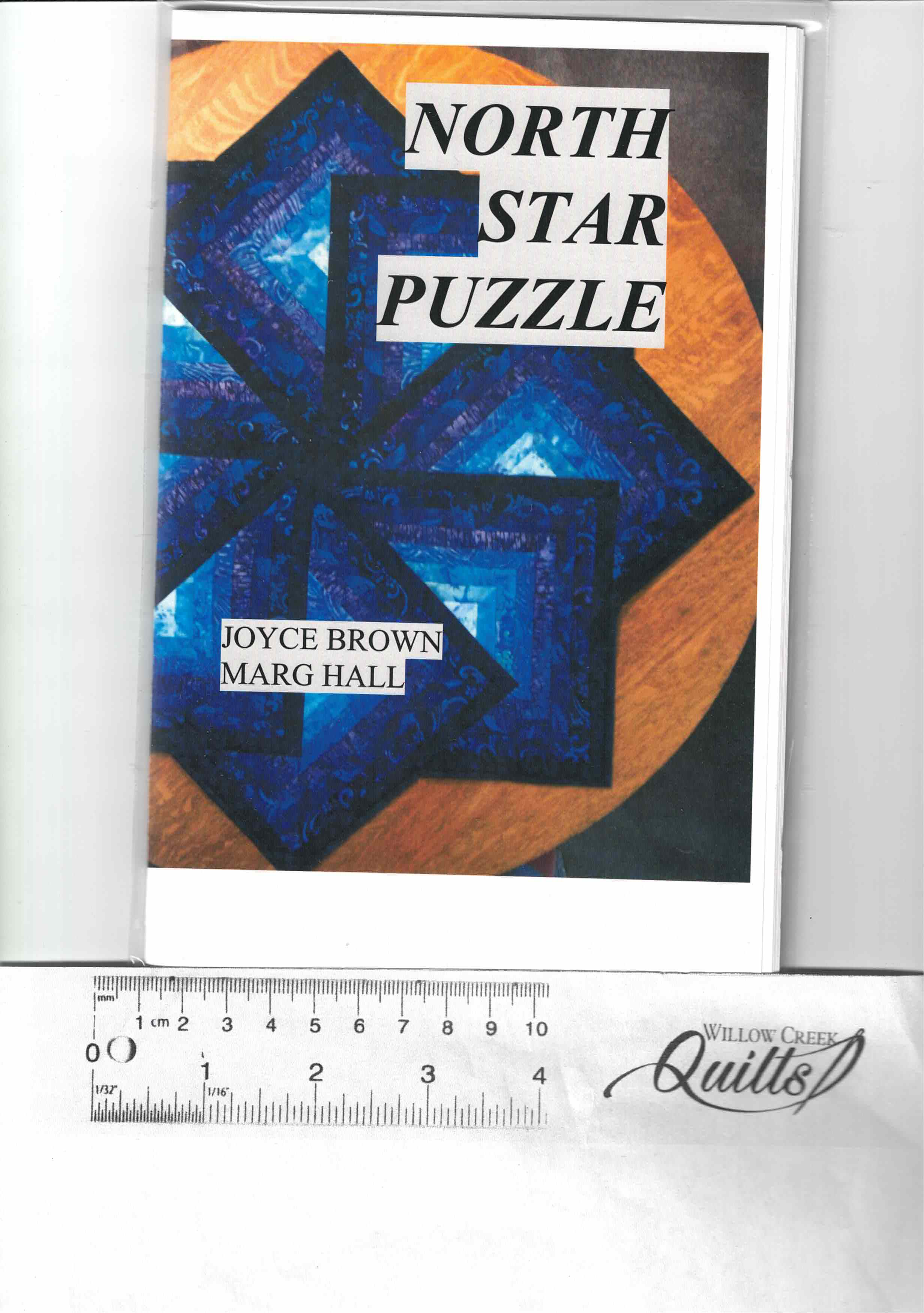 North Star Puzzle Table Runner pattern - 17336663
