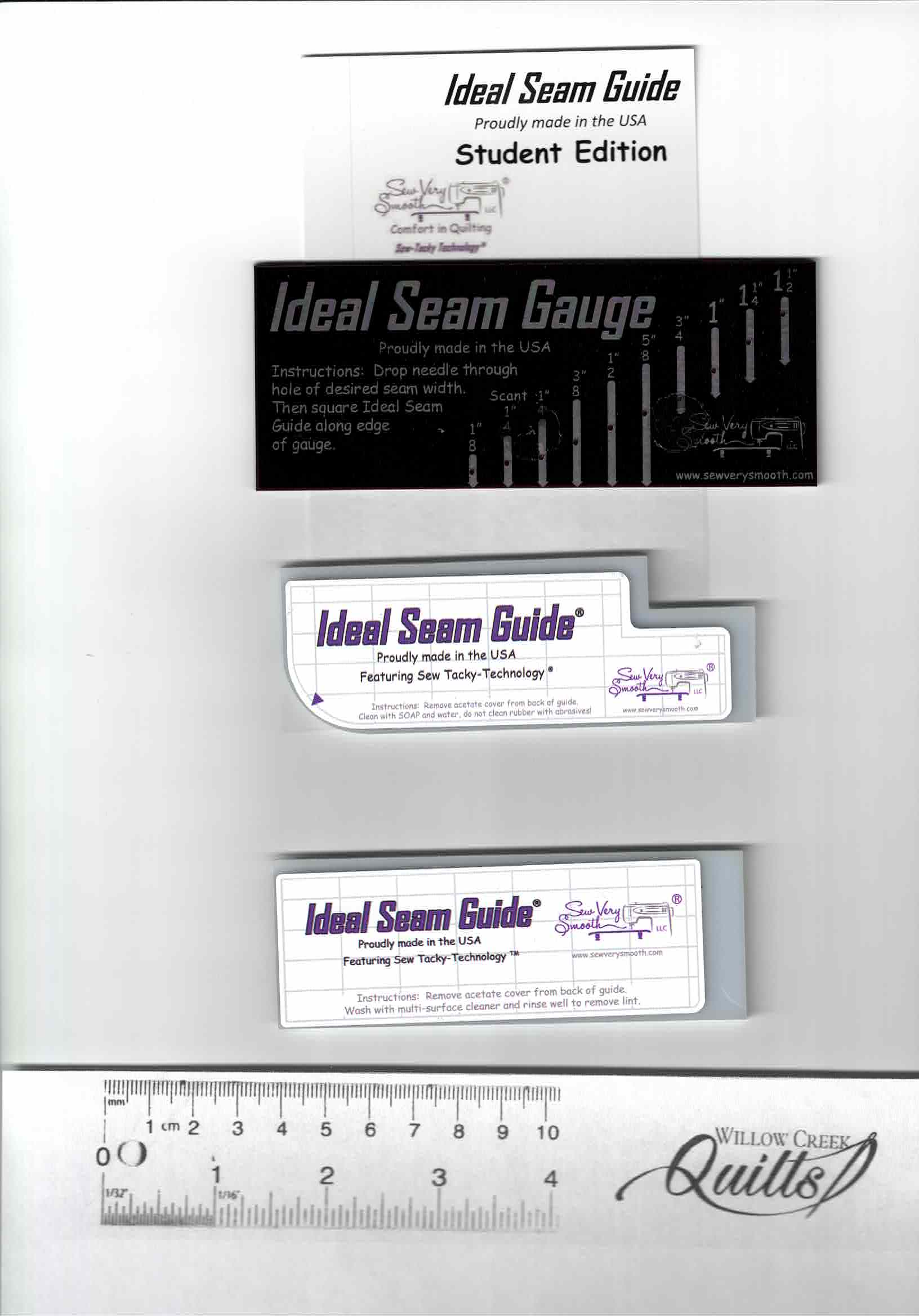 Ideal Seam Guide, Student Edition - SVS54961