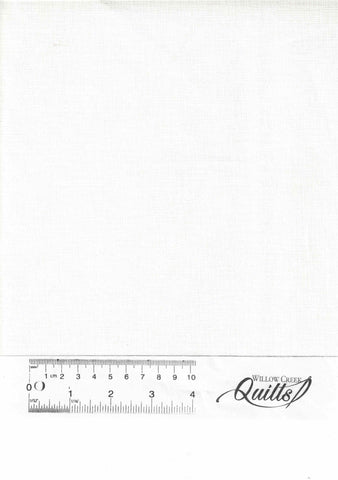 Quilter's Linen - White - 9864-1