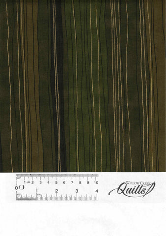 Shiny Objects - Sterling Stripe - 30230-2