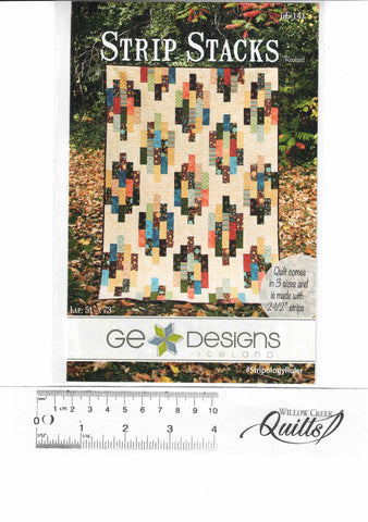 Strip Stacks pattern - GE141