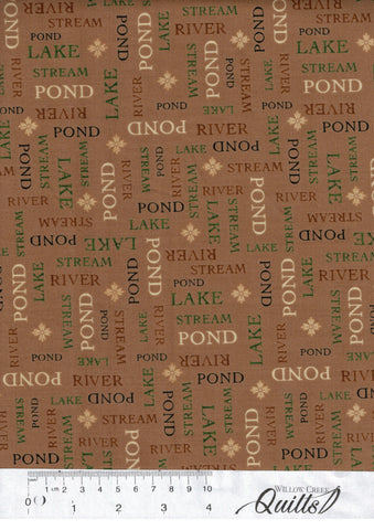 Tranquility - Word Blender Brown - 26394B