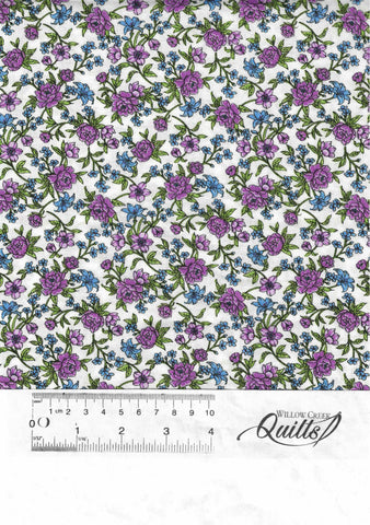 Fleurette - White Trailing Bloom - 19907-167