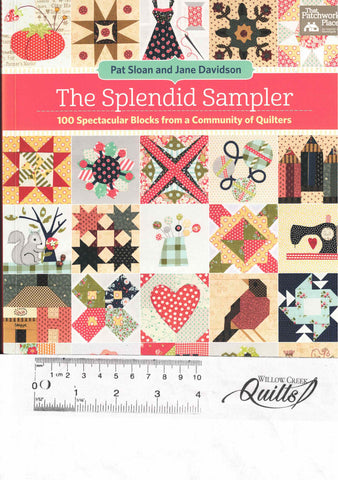 The Splendid Sampler book - 688092 - B1385