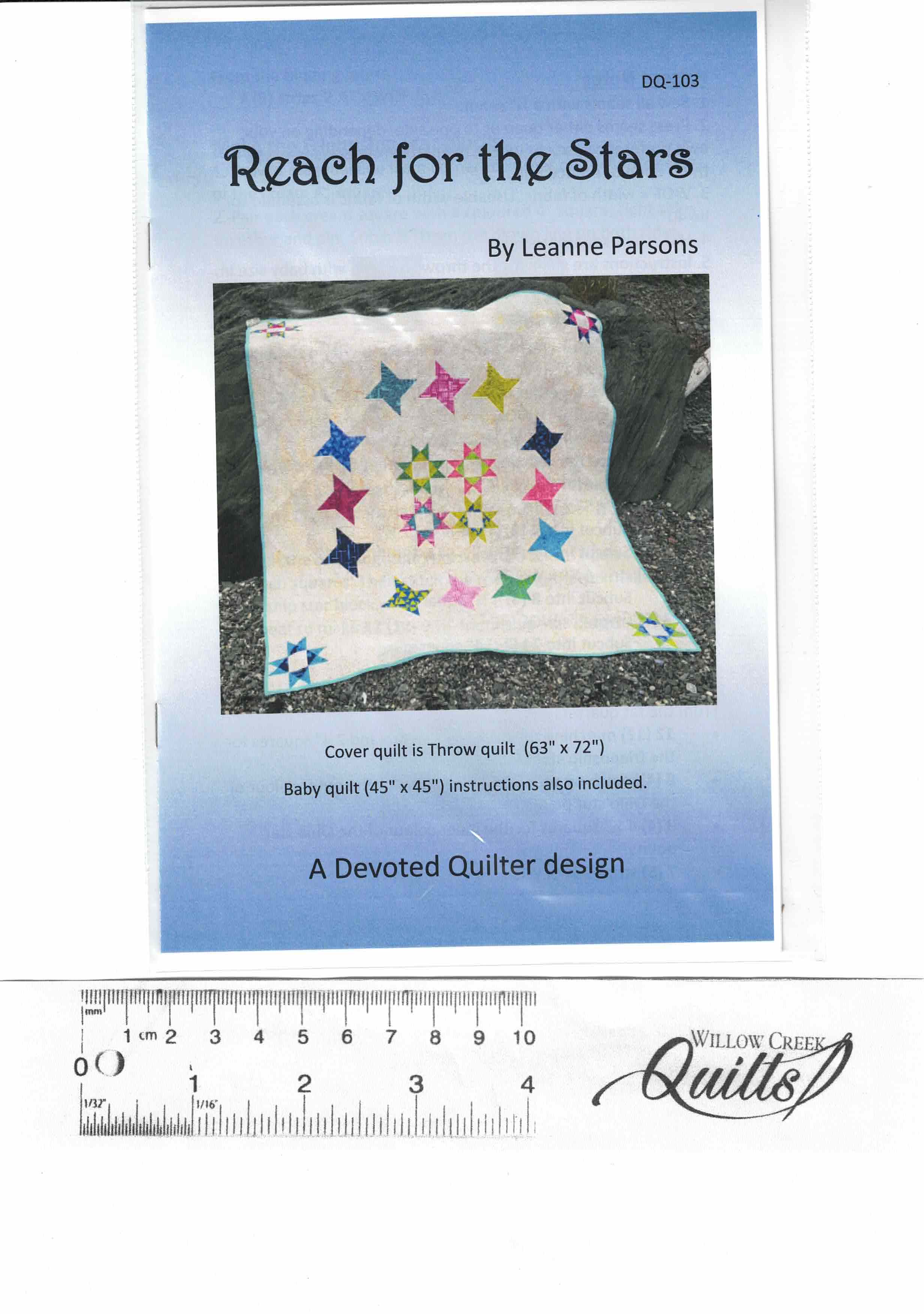 Reach for the Stars pattern - DQ103