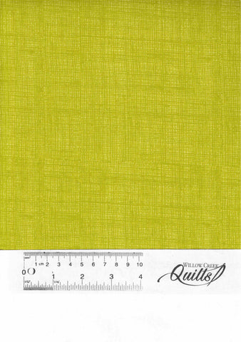 Into The Woods - Linen Texture - Lime - 4548