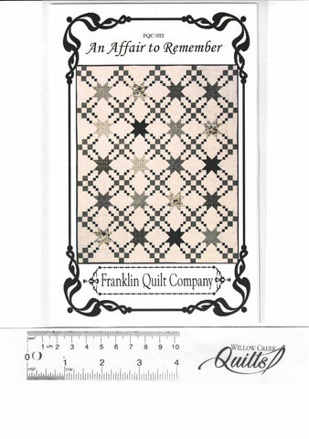 An Affair to Remember pattern - FQC032