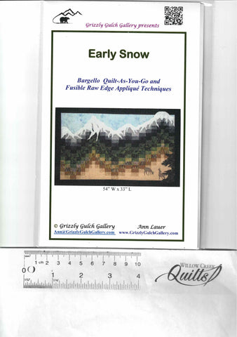 Early Snow pattern - GGG ES