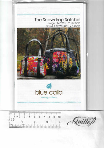 The Snowdrop Satchel - BCP-105
