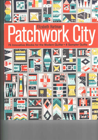 Patchwork City - pattern book