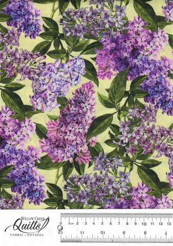 Chelsea - Lilacs - Pale Green - DP23058-72