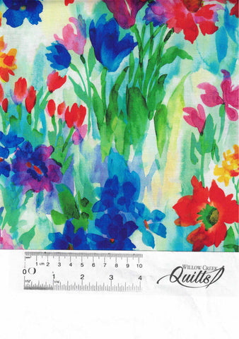 Full Bloom Watercolors - 27174 X