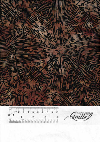 Bali Batiks - Antique Black - 2130-4