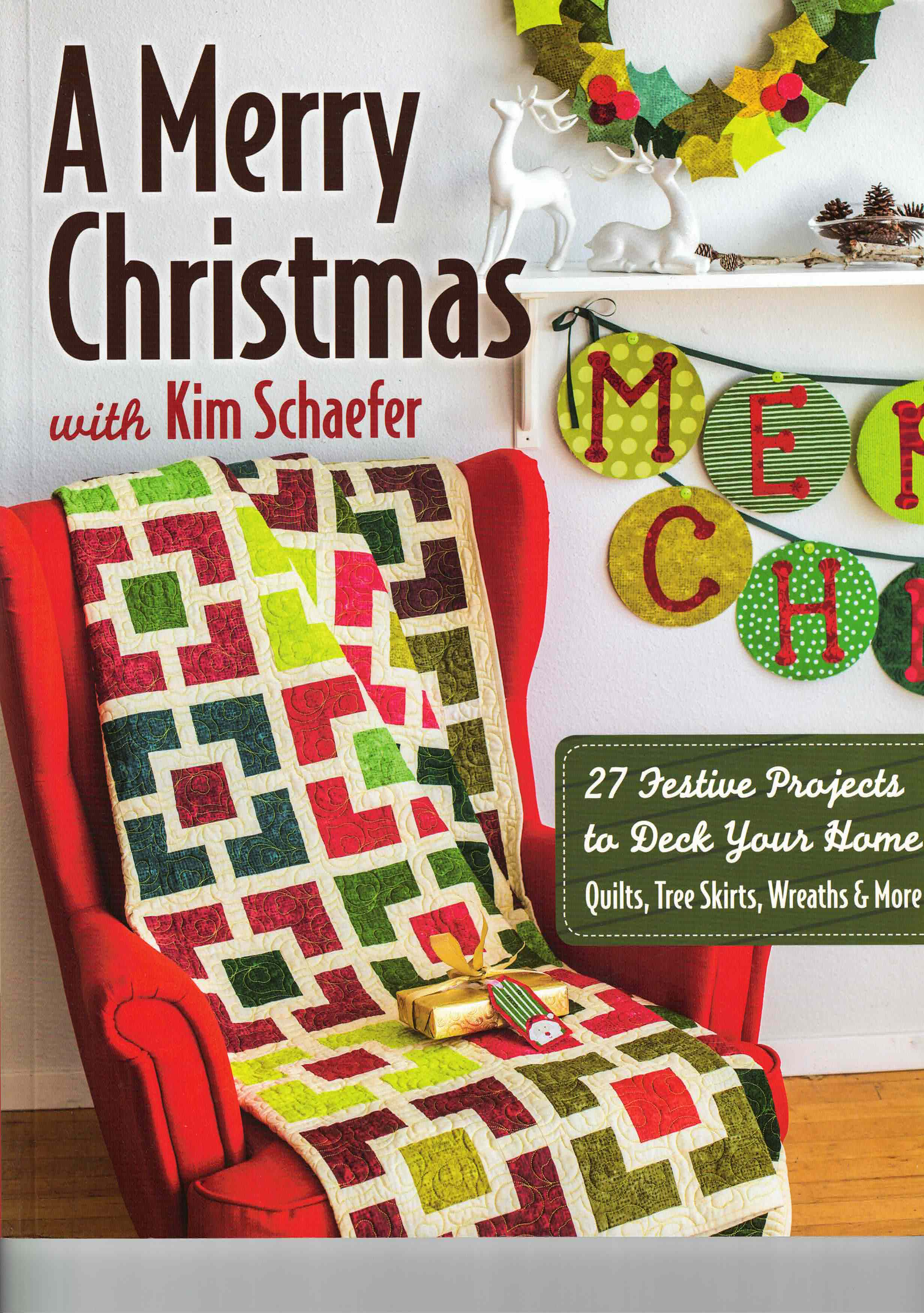A Merry Christmas pattern book